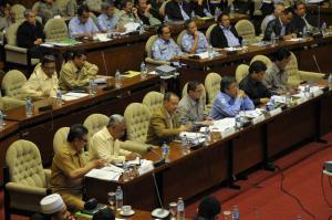 bulog dan komisi IV