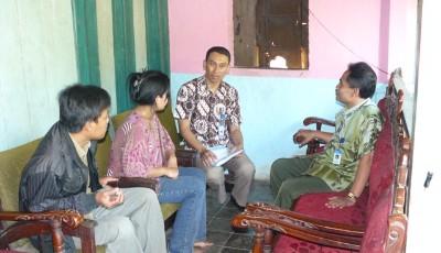 Jasa Raharja Pati Bayarkan Santunan Pegawai Bank Jateng Cabang Kudus