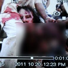 Presiden Libya Kolonel Muammar Khadafi Meninggal Dunia Dalam Serangan di Kota Sirte