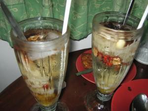 Es Teratai, Minuman Khas Taman Teratai Hotel- Puncak