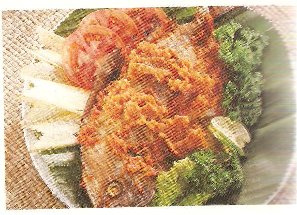 Lezatnya Menikmati Masakan Ikan Bawal Balado