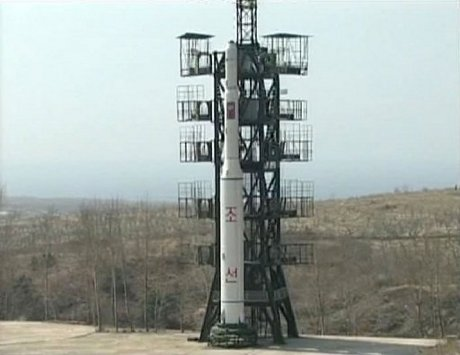 Jelang Peluncuran Roket Korea Utara, Partai Berkuasa Gelar Konferensi Khusus