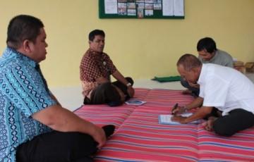 Jasa Raharja Cabang Sulawesi Utara Serahkan Bantuan Sarana Ibadah Masjid