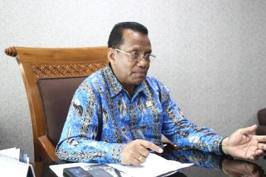 Sulaeman Hamzah Optimis NasDem Akan Menang di 6 Daerah di Papua