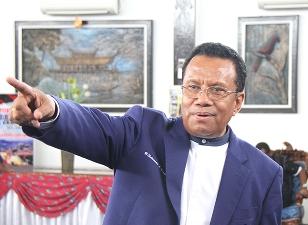 Sulaeman Hamzah Luruskan Berita Soal UU Desa Yang Bisa Dibuat Perda