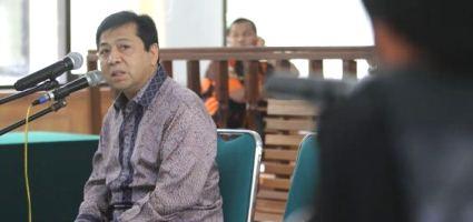 Disebut Terlibat Korupsi e-KTP, Setya Novanto Belum Jadi Tersangka