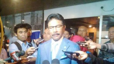 Johnny Plate Sarankan Pemerintah Buat Perppu Jika RUU Pemilu Deadlock
