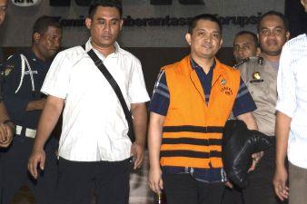 Anggota DPR RI Fraksi Partai Golkar, Aditya Moha Kena OTT KPK Kasus Suap