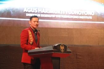 Agus Yudhoyono Cerita Kekalahan di Pilgub : Rencana Tuhan Selalu Lebih Baik