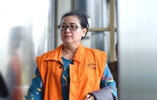 Berbohong di Sidang e-KTP, Anggota DPR Miryam Divonis 5 Tahun Penjara