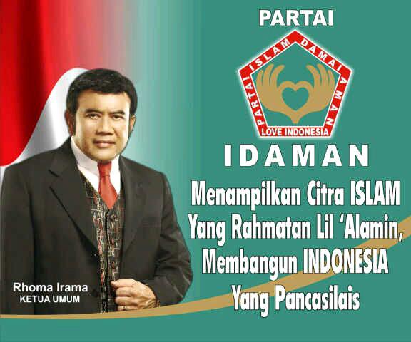 Sidang Aduan Sipol KPU, Partai Idaman Rhoma Irama Keluhkan Maintenance