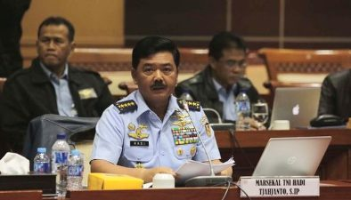 Sah! Marsekal TNI Hadi Tjahjanto Resmi Menjadi Panglima TNI Yang Baru