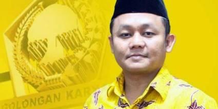 Temui Setya Novanto, Wasekjen Partai Golkar H. Sarmuji Membahas Munaslub