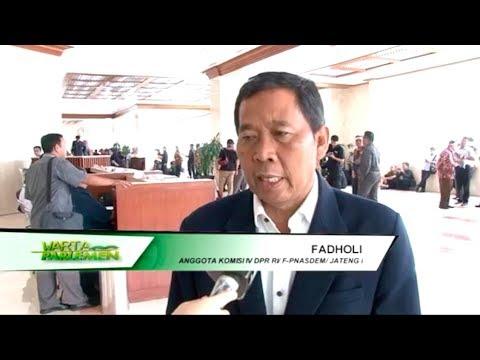 Fadholi : Pemerintah Harus Perhatikan Sarana & Infrastruktur Pertanian