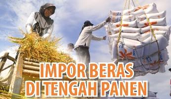Pemerintah Impor Beras, Sandiaga Uno : Pemprov DKI Jakarta Ingin Dilibatkan