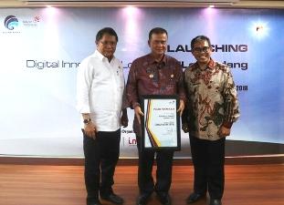 Digitalisasi Sumatera Barat, Telkom Hadirkan DILo di Kota Padang-Sumbar