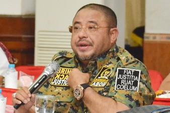 Komisi III DPR RI Soroti Masalah Peredaran Narkoba di Jawa Tengah