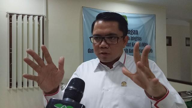 Tim Kunjungan Kerja Komisi III DPR RI Terima Masukan RUU Jabatan Hakim