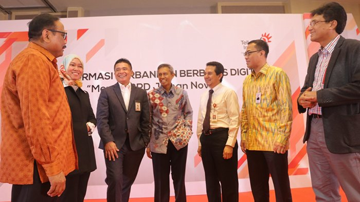 TelkomGroup Mendukung Transformasi Perbankan Berbasis Digital