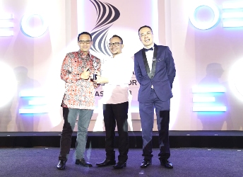 "PT. Telkom Meraih Predikat ""Best Companies to Work for in Asia 2018"""