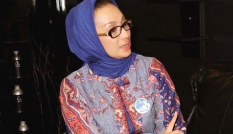 Lewat Perjuangan Panjang & Berliku, Lucy Kurnisari Dilantik Jadi Anggota DPR
