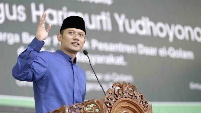 Kunjungi Sumatera Utara, AHY Bicara Indahnya Ragam Suku di Indonesia