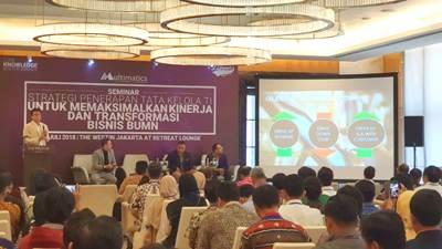 Telkom Dukung Implementasi Tata Kelola TI BUMN, Teknologi Informasi Dorong Transformasi BUMN di Era Digital