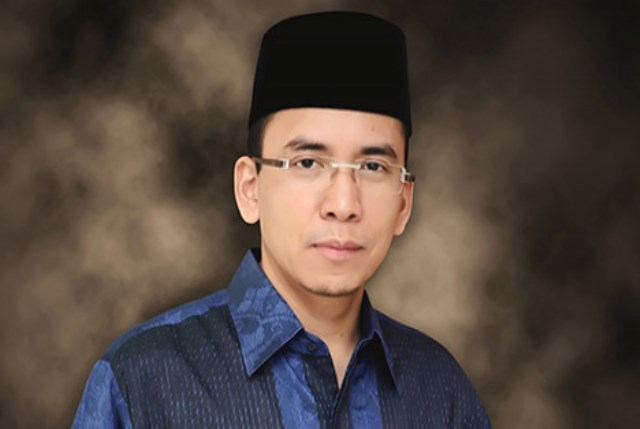 TGB Zainul Majdi Ungkap Pembicaraan dengan Menteri Luhut Panjaitan