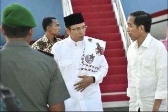 Kisah TGB Zainul Majdi, Dulu Timses Prabowo Kini Dukung Jokowi 2 Periode