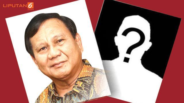 Muhammad Taufik : Prabowo Subianto Umumkan Cawapres 6 Agustus 2018