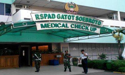 KPU Pastikan Kesiapan RSPAD Tes Kesehatan Capres dan Cawapres