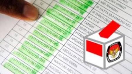 Panwaslu Temukan Ribuan Pemilih Ganda di Tasikmalaya- Jawa Barat