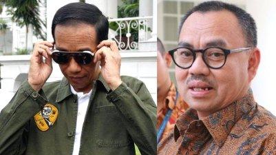 Sudirman Said Sebut Jokowi Seperti Lurah, Pihak Istana Membela