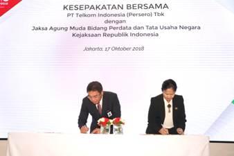 JAM DATUN RI Perkuat Penerapan Good Corporate Governance PT. Telkom