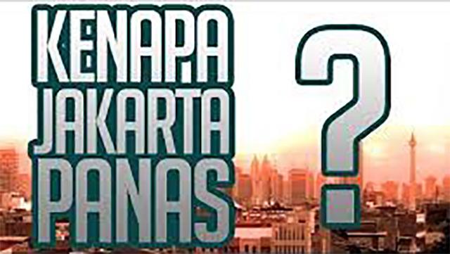 Jakarta Terasa Lebih Panas dan Terik, BMKG Minta Masyarakat Tidak Resah
