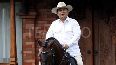 Kritik Pedas Prabowo, Bayi Baru Lahir Sudah Punya Utang Rp 9 Juta