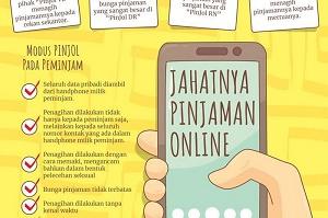 Terjerat Utang ke Rentenir Online, Sopir Taksi Gantung Diri di Mampang