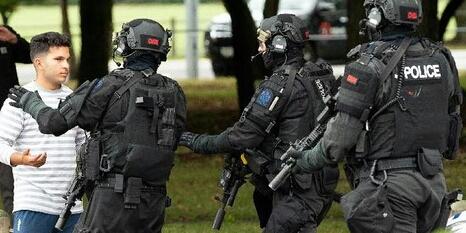 Pembantaian Muslim Salat Jumat di New Zealand Tindakan Teroris Yang Biadab