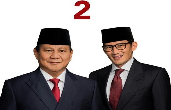 Hasil Hitung Sementara KPU, Prabowo-Sandi Unggul dari Jokowi-Ma'ruf