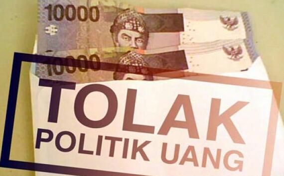 Anggota Bawaslu : Waspada…!!! Politik Uang Dilakukan Jelang ke TPS