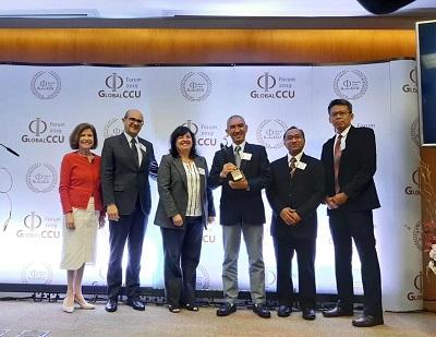 Terampil Kelola Budaya & Inovasi, Telkom Raih Best Overall Corporate University Gold Award di Sao Paulo, Brazil