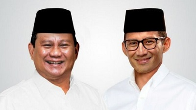 Rekapitulasi Nasional KPU : Prabowo 1,2 Juta Suara di Jambi, Jokowi 859 Ribu