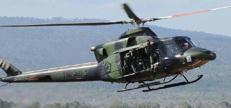 Helikopter Milik TNI Angkatan Darat Jenis MI-17 Hilang Kontak di Papua