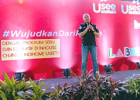 #WujudkanDariRumah dengan Program PT. Telkom Seru dan Edukatif di InHouse Channel IndiHome UseeTV