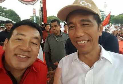 Imam Suroso : Pilpres Usai, Mari Kita Dukung Jokowi Demi Kemajuan Bangsa